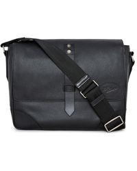 R.M.Williams Signature Messenger Bag - Black