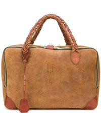 Golden Goose Deluxe Brand Equipage Bag - Brown