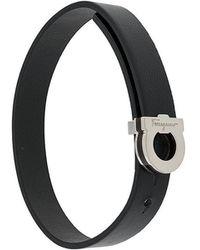 Ferragamo - Gancini Closure Bracelet - Lyst