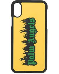 Palm Angels - Flame Logo Iphone X Case - Lyst