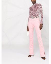 Blumarine スリムジーンズ - ピンク