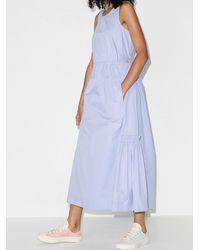 Molly Goddard Marella ドレス - ブルー