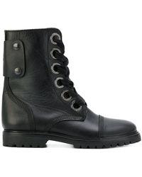 Zadig & Voltaire Joe Boots - Black