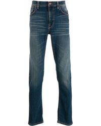 Nudie Jeans Jeans slim - Blu