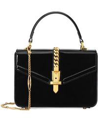 Gucci - Sylvie 1969 Mini Shoulder Bag - Lyst