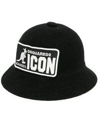 DSquared² - Kangol Icon Hat - Lyst