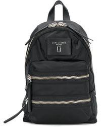 Marc Jacobs Biker Backpack - Black