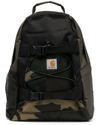Carhartt WIP Рюкзак Kickflip - Зеленый