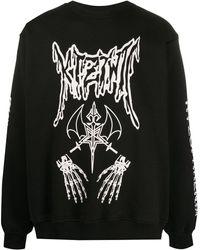 KTZ Dead Metal スウェットシャツ - ブラック