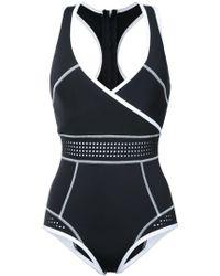 Duskii Waimea Bay Swimsuit - Black