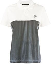 Mr & Mrs Italy - カラーブロック ポロシャツ - Lyst