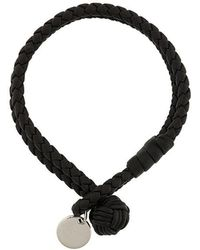 Bottega Veneta   Braided Bracelet   Lyst