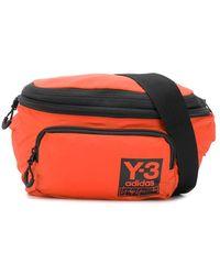 Y-3 Icon Belt Bag - Orange