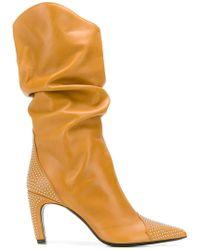 Aldo Castagna - Mid-calf Boots - Lyst
