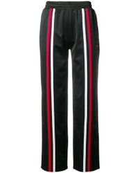 Stussy - Striped Track Pants - Lyst