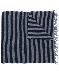 Danielapi - Horizontal Stripe Scarf - Lyst