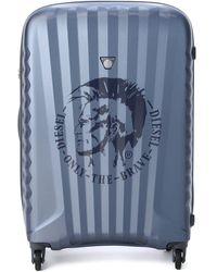 DIESEL 旅行用 スーツケース - ブルー