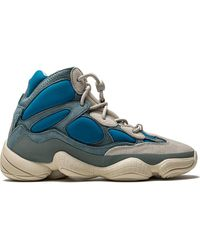 Yeezy Baskets montantes Yeezy 500 - Bleu