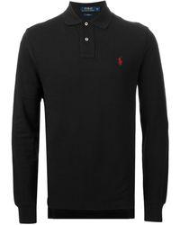 Polo Ralph Lauren - スリムフィット ポロシャツ - Lyst