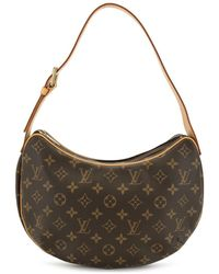 Louis Vuitton Borsa a mano Croissant 2004 Pre-owned - Marrone
