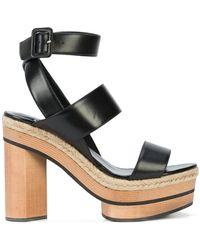 Pierre Hardy - Deck Sandals - Lyst