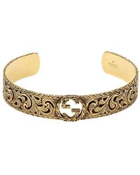 Gucci - Geelgouden Armband - Lyst