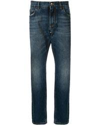Dolce & Gabbana Jeans taglio regular - Blu