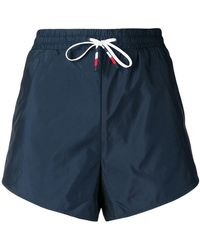 Tommy Hilfiger - Shorts con coulisse - Lyst