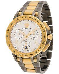 Versace Sport-tech Watch - Metallic