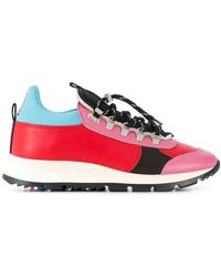 Rossignol X Philippe Model Sneakers - Red