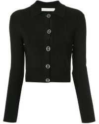 Dion Lee - Cropped Cardigan - Lyst