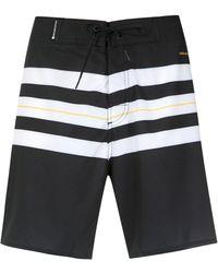 Osklen Striped swim trunks - Nero