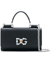 Dolce & Gabbana - Sicily ハンドバッグ ミニ - Lyst
