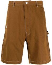 Izzue X Neighborhood Work Shorts - Brown