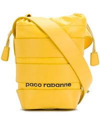 Paco Rabanne - Cage Bucket Bag - Lyst