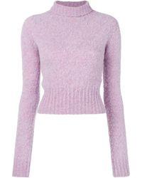 Victoria Beckham - タートルネックセーター - Lyst