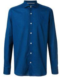 Al Duca d'Aosta - Longsleeved Button Shirt - Lyst
