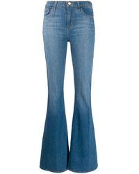 J Brand ワイドジーンズ - ブルー