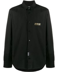 Versace Jeans - ロゴ シャツ - Lyst