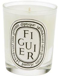 Diptyque 'figuier' Candle - Metallic