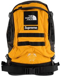 Supreme X The North Face Rtg バックパック - イエロー