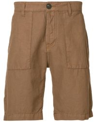Eleventy | Fitted Chino Shorts | Lyst