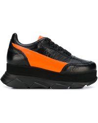 Joshua Sanders - Weathered Platform Sneakers - Lyst