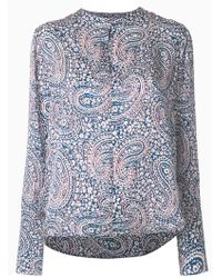 Christian Wijnants - Printed Shirt - Lyst