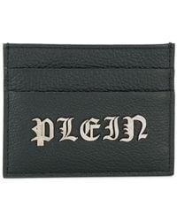 Philipp Plein Angels In The Marble Cardholder - Black