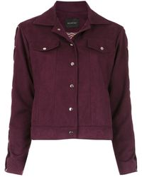 Olympiah Napoles Jacket - Red