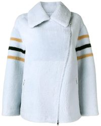Blancha - Loose Fitted Jacket - Lyst