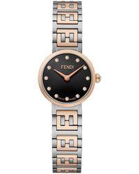 Fendi - フォーエバーフェンディ 腕時計 - Lyst