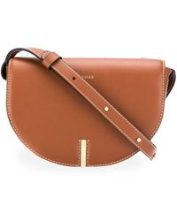 Wandler Nana Cross-body Bag - Brown