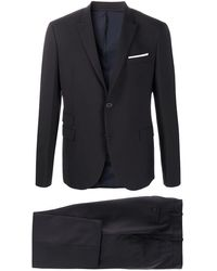 Neil Barrett テーラード スーツ - ブルー